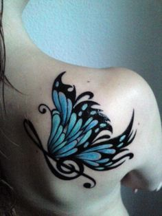 butterfly treble clef tattoo - Google Search