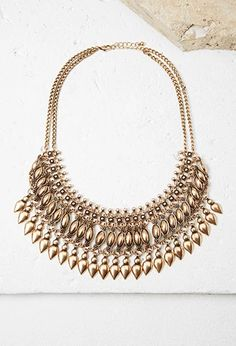 Teardrop Statement Necklace | Forever 21 | #f21accessorize
