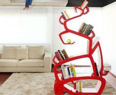 25 estantes criativas para guardar seus livros | Superinteressante