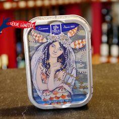 Sardinen in Olivenöl Millésime 2012 La Perle des Dieux