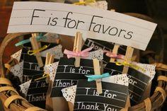 Vintage Alphabet Schoolhouse themed baby shower via Kara's Party Ideas KarasPartyIdeas.com Printables, cake, decor, invitation, cupcakes, and more! #alphabetparty #vintageschool #genderneutralbabyshower (17)