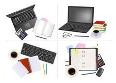 Všetko, čo potrebujete Eps Vector, Vector Free, Vectors, Free Download, Art Design, Flat, Illustration, Graphic Art, Office Supplies