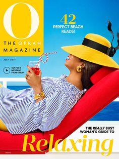 The Oprah Magazine   nascapas.blogspot.com