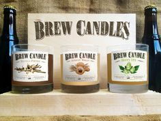 Brew Candles: Beer-Inspired Aromatics!'s video poster