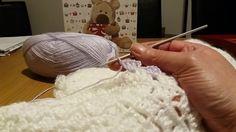 Casaco de bebe 0.3 meses em croche 3 parte.com Maria helena