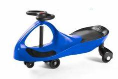 TwistCar jeździk skrętny niebieski