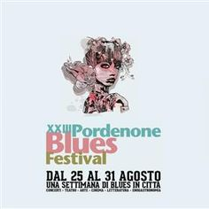 The Pordenone Blues Festival is coming back with its 13th edition! From 25th to 31st of August, after the opening ceremony in Piazza della Motta, starts, as always, a week of big events to taste blues music through concerts, exhibitions, shows, conferences, taking sips of musical wines, listening the soul of the land by tasting the products of the territory, participating to curious workshops, visiting vintage exhibitions. This is an invitation to show up the blues you have inside!