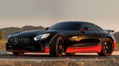 La Mercedes-AMG GT R à l'affiche de Transformers 5