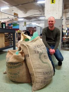 Stielman, a small but fine roastery is part of Rotterdam's exciting Fenix Food Factory. Definitely worth a visit!