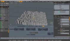 Learn how to use the pMod expression node with a Replicator in Modo in this video tutorial by Eric Soulvie http://www.youtube.com/watch?v=1mijjytccyo