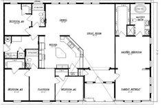 Cuatro habitaciones y cuarto de juegos. N5V460T5