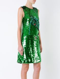 Dolce & Gabbana sequinned dress  $4595
