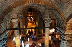Cisterna Basílica - Istambul - Turquia - Viagem com Sabor