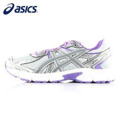 promo code e5bb5 f83ce Asics Women Shoes Lady Road Jog Running Shoes - Blue Products- - TopBuy.com