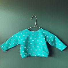 Poppy & Jazz Strawberry Sweatshirt Sew Over It, Baby Boy Outfits, Poppy, Jazz, Sewing Patterns, Strawberry, Children, Sweatshirts, Clothes