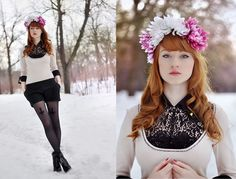 Heaven is a place on Earth with you. (by Alina K.) http://lookbook.nu/look/3136423-Heaven-is-a-place-on-Earth-with-you
