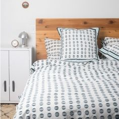 Bobby Berk Home Polka-Dot Bedding