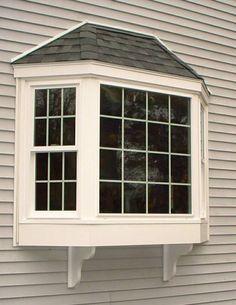 Bay Window Bay Window Exterior Trim Kitchen Bay Window Exterior