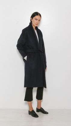 Totême Chelsea Coat | The Dreslyn