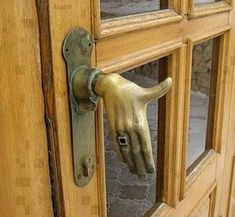 nice hand handle