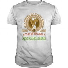I Love  Jerez de Garcia Salinas-Zacatecas T shirts