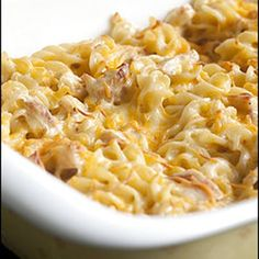 Baked Pasta With Chicken and Pepper Jack Recipe - ZipList