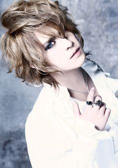 Kamijo, because Kami is short for God. <3 _ <3
