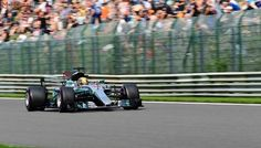 Fórmula Uno: Hamilton se quedó con 'pole' de GP de Bélgica e igualó récord de Schumacher