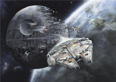 star wars art - Google Search