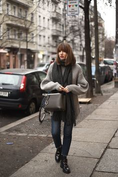 Outfits In Berlin — Shot From The Street