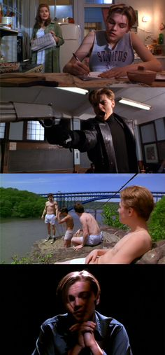 """""""The Basketball Diaries"""" 1995"""