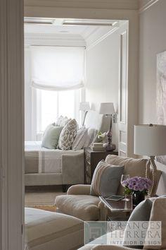 Master Bedroom moment - Contemporary - Bedroom - Images by Frances Herrera Interior Design | Wayfair