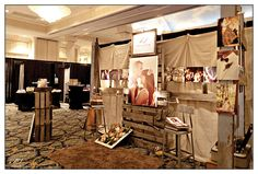 254 Best Bridal Show Booth Ideas Images Booths