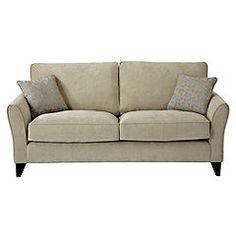 sofas on pinterest fabric sofa shop home and john lewis. Black Bedroom Furniture Sets. Home Design Ideas