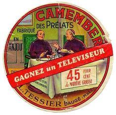Camembert des Prélats