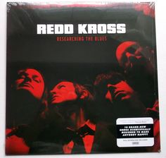 Redd Kross - Researching The Blues LP Record - BRAND NEW - Includes Download #PowerPop