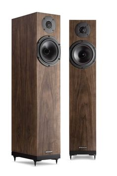 In order for me to get the best out of my stereo, I think it is about time I invest in a good pair of massive front speakers. It's a huge investment so I probably won't get some for a few years. Floor Speakers, Tower Speakers, Horn Speakers, Diy Speakers, Stereo Speakers, Audio Design, Speaker Design, High End Hifi, Speaker Plans