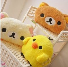 The lovely winter plush toys loosely Bear super cute chicks warm your hand over your pillow warm cushions the couples hand warmers-tmall.com Lynx