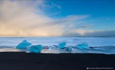 So much beauty with the light and colour constantly changing, Jokulsarlon, Iceland