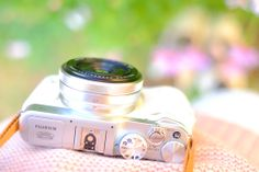 FUJIFILM X-A1 Premium White Box | Photography by *chieko*