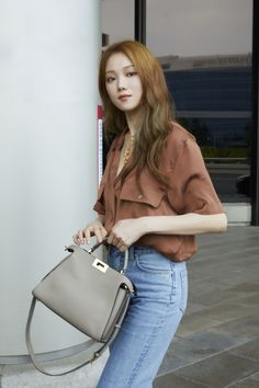 Airport Style, Airport Fashion, Lee Sung Kyung, Attractive People, Korean Actors, Kdrama, Singing, Actresses, Lady