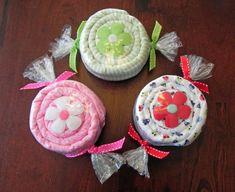 Manta de recepción caramelo bebé ducha regalos y por BabyBinkz