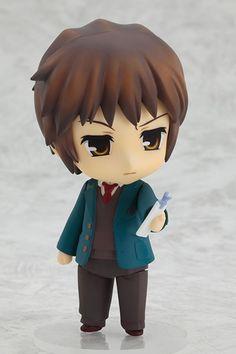 The Disappearance of Haruhi Suzumiya - Kyon Nendoroid Disappearance Ver.