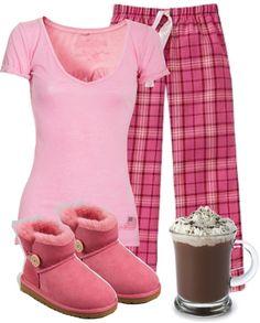 """""""Pink Pajamas"""""""