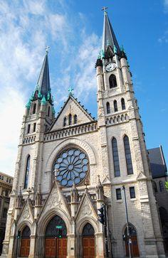 Gesu Church, Milwaukee WI