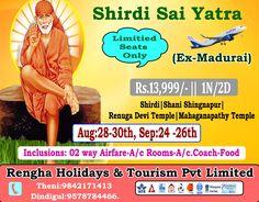 Hurry Up to Worship SAI BABA . Shridi Package. Sai Baba, Worship, Tourism, Comic Books, Holidays, Cover, Comic Strips, Holiday, Turismo