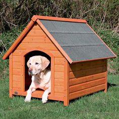 Log Cabin Dog House (XL)