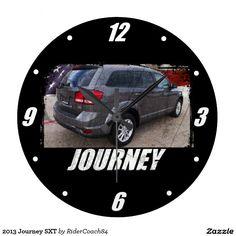 2013 Journey SXT Large Clock