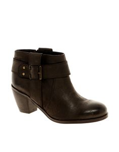 I WANT THESE...Dune Packmoor Heeled Buckled Boots