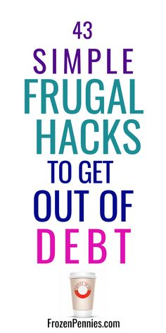 43 Irresistible Frugal Hacks To Increase Your Savings Living On A Budget, Frugal Living Tips, Frugal Tips, Simple Living, Frugal Recipes, Ways To Save Money, Money Tips, Money Saving Tips, Saving Ideas